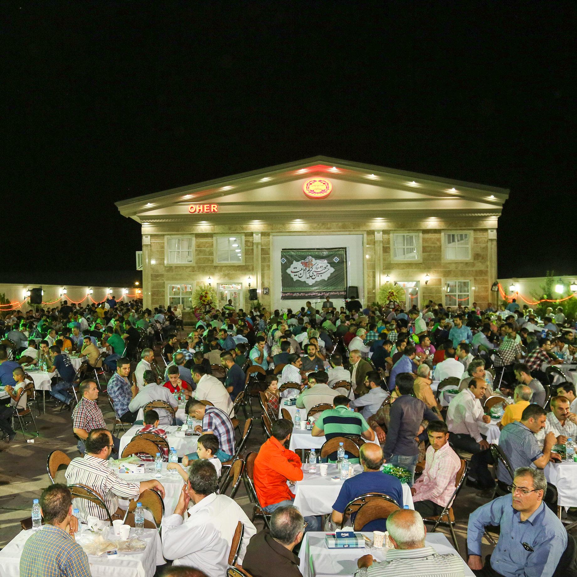 ماه رمضان ماه برکت و نزول قرآن ۱۳۹۴